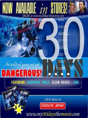 Buy 30 Days The Movie Now